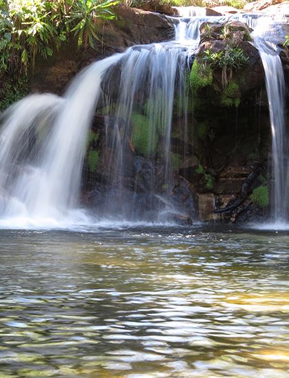 capa cachoeiras